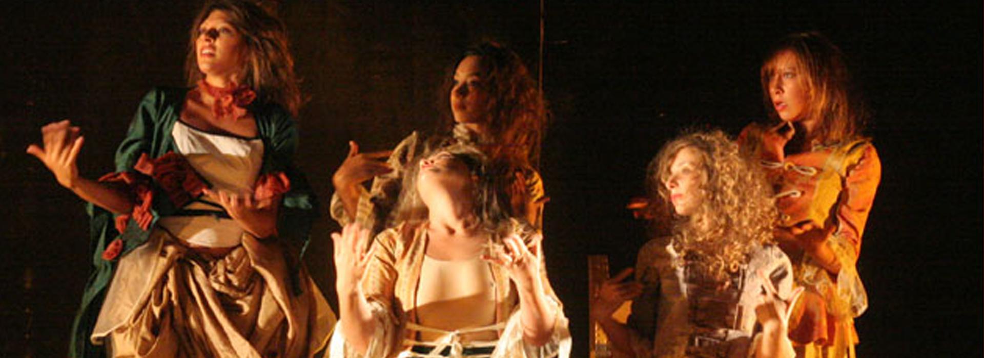 La Compagnia di Danze Storiche